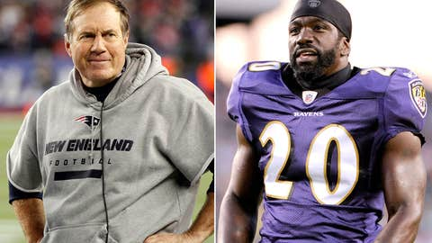 Belichick's respect for Ed Reed