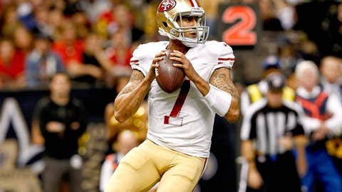 Kaepernick's day and the impact it will make on future NFL QBs