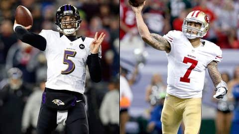 Two very different quarterbacks