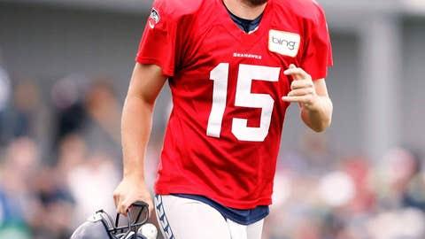 Seattle: Trading quarterback Matt Flynn