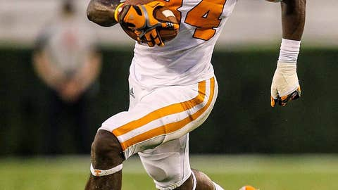 Cordarrelle Patterson, Wide Receiver, Tennessee