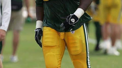 Justin Harrell, DT, Packers