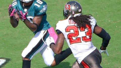 Eagles 31, Buccaneers 20