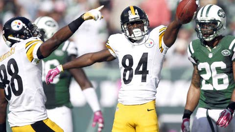 Steelers 19, Jets 6