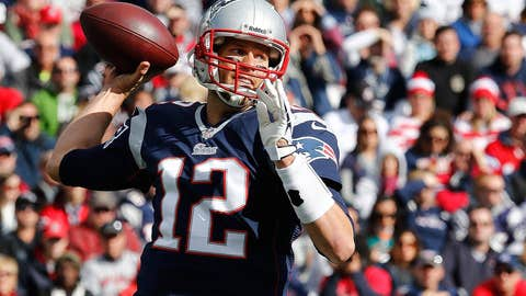 Pittsburgh Steelers at New England Patriots (Sunday, 4:25 p.m. ET, CBS)
