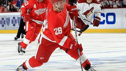 Brian Rafalski, D; New Jersey and Detroit — 95 points