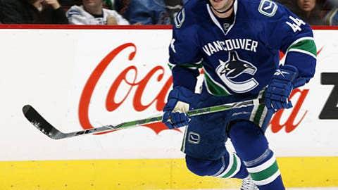 Vancouver Canucks defense