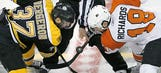 Friday's NHL playoff gallery