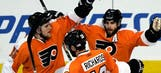 Tuesday's NHL playoff gallery