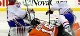 Monday's NHL playoff gallery