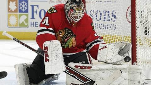 Antti Niemi, Chicago Blackhawks