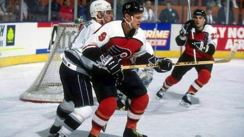 Per-Erik Eklund, '86-87 Flyers, 27 points