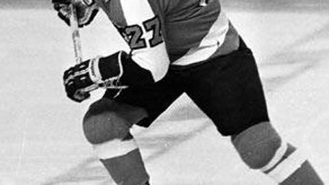 Reggie Leach, '75-76 Flyers, 24 points