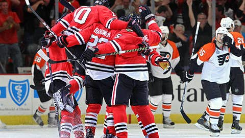 Happy 'Hawks