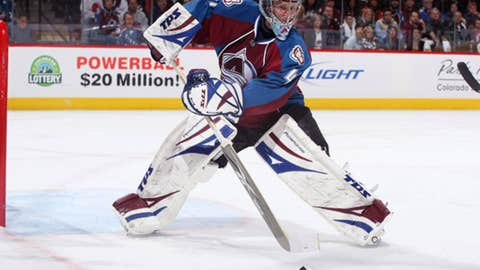 Avs on the rise