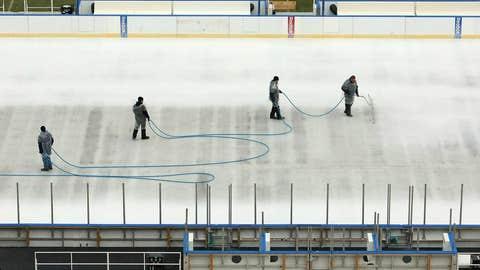 Preparing for the Winter Classic