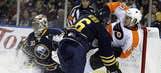Wednesday's NHL playoffs gallery