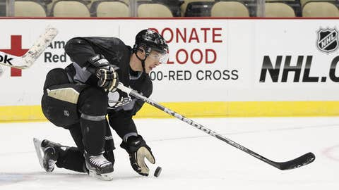 Crosby is coming back