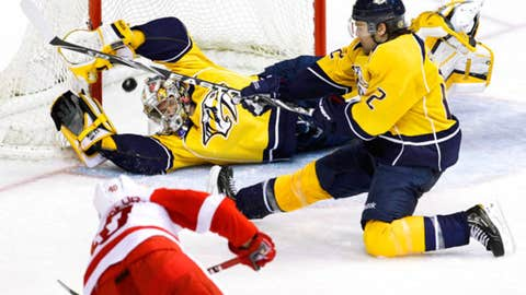 Tough lil' Pekka