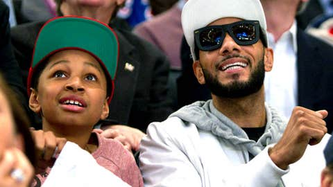 Rapper Swizz Beatz