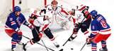 Monday's NHL playoff photos