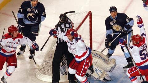 2011: Capitals 3, Penguins 1 (at Heinz Field)