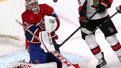 2 Canadiens vs. 7 Senators