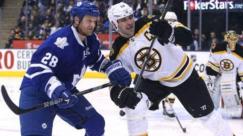 4 Bruins vs. 5 Maple Leafs