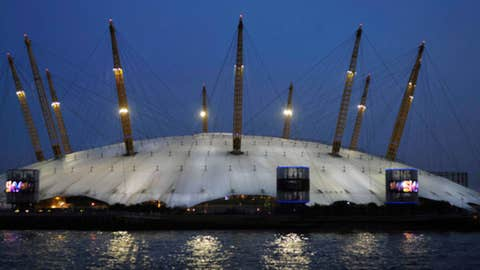 North Greenwich Arena