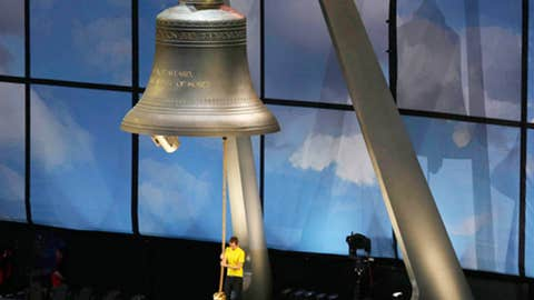 Answering the bell
