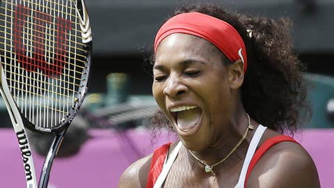 Serena Williams (AP Photo/Elise Amendola)