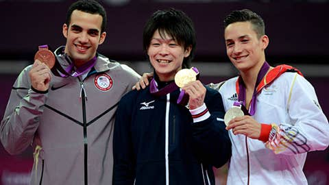 Gymnastics (men's individual all-around)