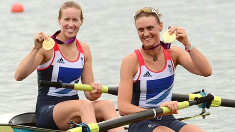 Rowing (women's pairs)