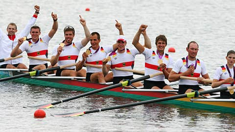 Men's Eight Finals Rowing