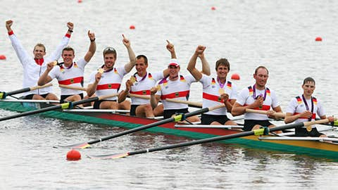 Rowing (men's eight)