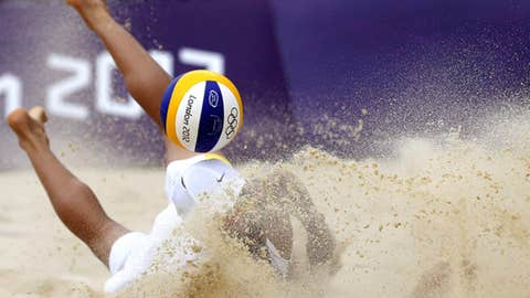 Eat sand