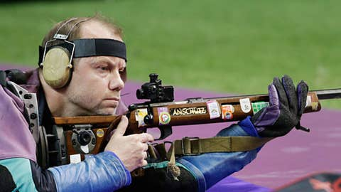 Shooting – 50-meter rifle prone