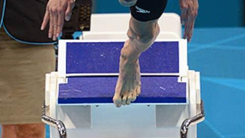 2012 London: 100m butterfly