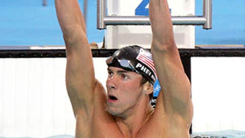 2004 Athens: 100m butterfly