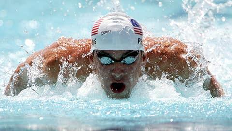 2004 Athens: 4x100m medley relay