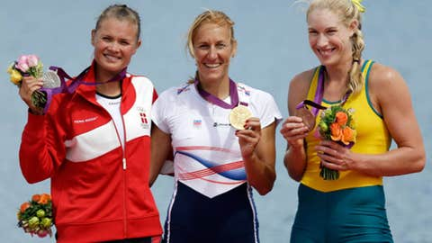 Rowing – women's single sculls
