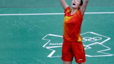 Badminton – women's singles