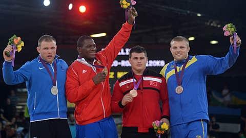 Men's Greco-Roman 120kg Gold Medal