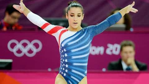Aly Raisman, Gymnastics