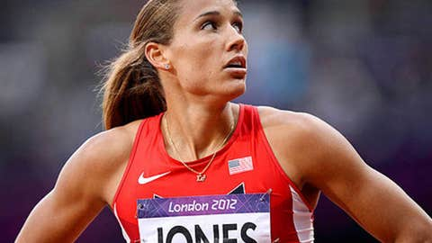 Lolo Jones, Track and Field