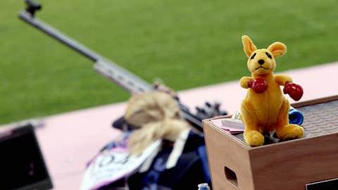 Shooter's mascot