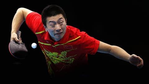 China champs