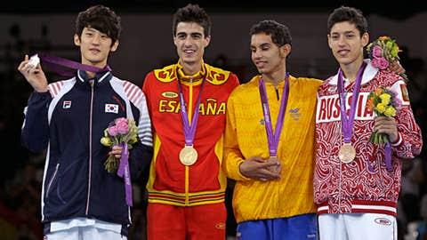 Taekwondo - men's 58-kilogram class