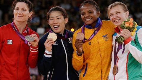 Wrestling – women's 55-kg freestyle
