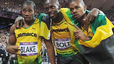 Track & field – men's 200 meters